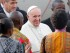 Papa Francesco riceve il benvenuto in Kenya