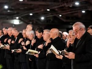 preghiera al convegno di Firenze