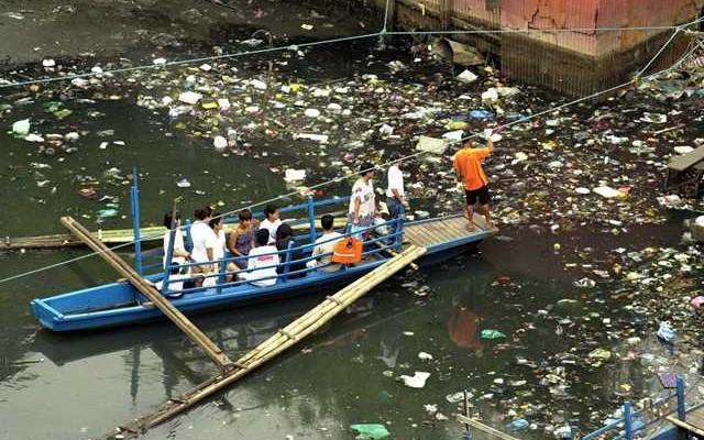 inquinamento idrico