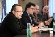 L'arcivescovo Valentinetti interviene al Consiglio comunale straordinario