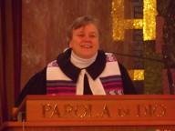 Greetje van der Veer, pastora metodista
