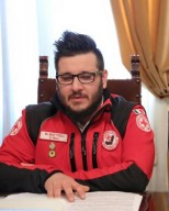 Matteo Mattioli, presidente del Comitato locale di Pescara Cri