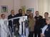 L'elevatore donato all'Hospice Bouganville dai Carabinieri di Pescara