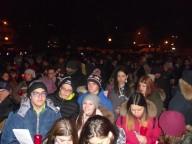 Circa un migliaio i partecipanti alla Marcia