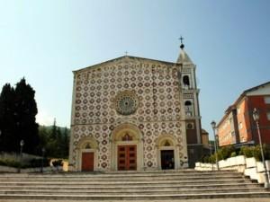 Il Santuario del Volto Santo di Manoppello