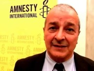 Gianni Rufini, direttore generale Amnesty International Italia