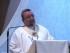 Monsignor Tommaso Valentinetti, arcivescovo di Pescara-Penne, pronuncia l'omelia della Santa messa