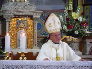 monsignor Giuseppe Di Falco, vescovo emerito di Sulmona-Valva