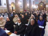 Molte le comunità religiose presenti alla Giornata della vita consacrata