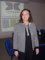 Alessandra Di Pietro, dirigente scolastica dell'Ipssar De Cecco