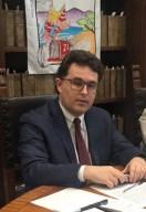 Antonio Blasioli, presidente del Consiglio Comunale di Pescara