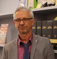Fabrizio Costantini, direttore del supermercato Conad di via Milano