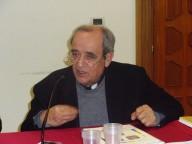don Silvio Piccoli, consigliere nazionale di Pax Christi Italia
