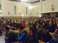 Gremita la parrocchia di San Luigi
