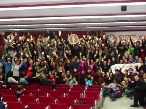 Erano 1.200 gli studenti partecipanti alla Scuola di formazione del Movimento studenti Ac