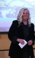 Antonella Allegrino, presidente dell'associazione Domenico Allegrino