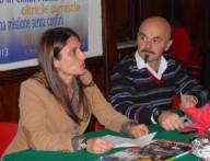 Stefano e Rita Sereni, responsabili Area famiglia e vita di Azione cattolica
