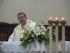 L'arcivescovo di Pescara-Penne, monsignor Tommaso Valentinetti, presiede la liturgia del Corpus Domini