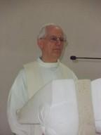 Mons. Vincenzo Amadio, parroco di San Pietro apostolo in Pescara