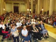 La Cattedrale di San Cetteo gremita dai fedeli