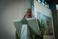 don Giuseppe Scarpone, parroco degli Angeli custodi