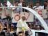 Il saluto di Papa Francesco ai 700 mila giovani radunatisi al parco di Blonia