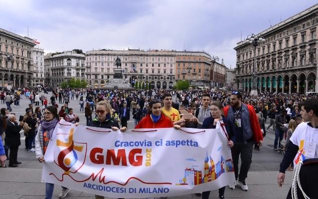 I giovani dell'arcidiocesi di Milano pronti a partire per la Polonia