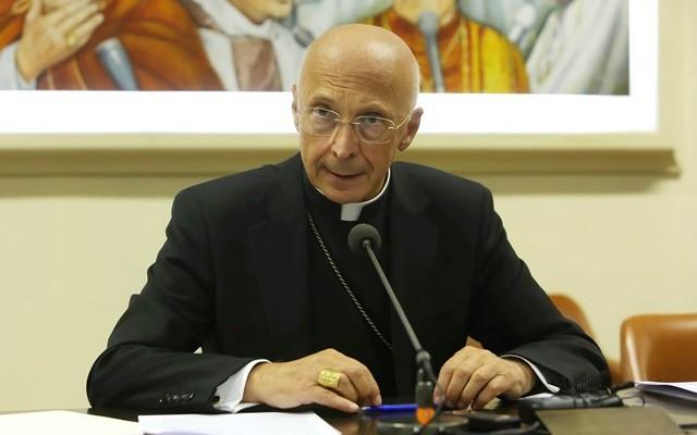 Card. Angelo Bagnasco, presidente della Conferenza episcopale italiana