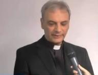 Don Massimiliano Moretti, parroco e cappellano del lavoro a Genova