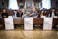 """don Marco Pagniello, direttore Fondazione Caritas Pescara-Penne, presenta il progetto """"Punto a capo"""""""