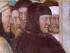 Altichiero, particolare con ritratto Francesco Petrarca (ca. 1376)