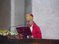 Cardinale Paolo Romeo, arcivescovo emerito di Palermo
