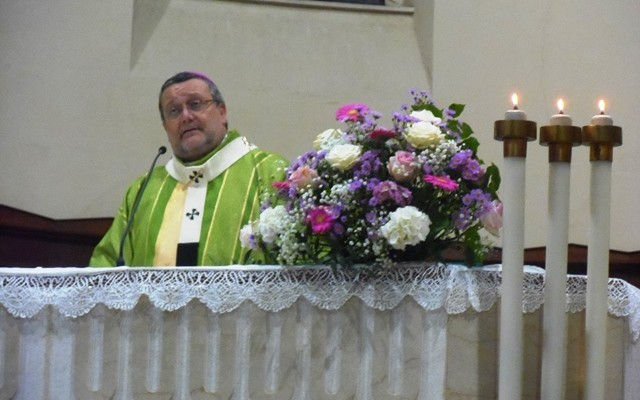 Mons. Tommaso Valentinetti, arcivescovo di Pescara-Penne, presiede il Giubileo dei catechisti