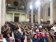 La Cattedrale di San Cetteo gremita