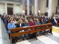 Molti i fedeli che hanno gremito la Cattedrale di San Cetteo