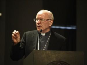 Mons. Nunzio Galantino, segretario generale della Cei