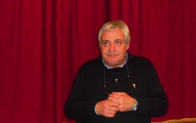 Padre Giulio Albanese, missionario e giornalista comboniano
