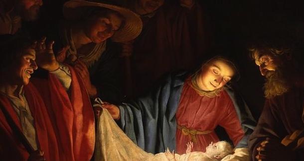 ladorazione-dei-pastori-di-gerard-van-honthorst-1622