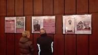 La mostra fotografica sui martiri laotiani, allestita nella chiesa di Sant'Andrea