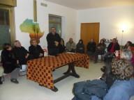 La sala Daniele Comboni del Centro missionario