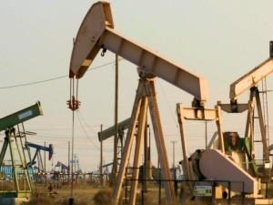 Un impianto per l'estrazione di petrolio