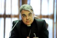 Monsignor Marcello Semeraro, vescovo di Albano