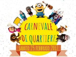 Carnevale di quartiere 2017