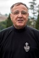 Padre Ciro Benedettini, direttore de L'Eco di San Gabriele