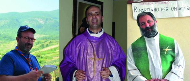 Calendario Romano Preti 2019.Avvicendamenti Parroci Due Sacerdoti In Missione La Porzione
