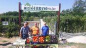 Gli ortolani di Montesilvano donano i loro prodotti all'emporio Caritas