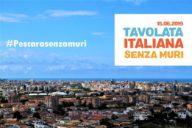 A Pescara la Tavolata italiana senza muri