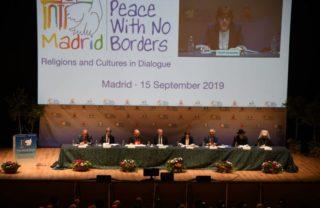 incontro pace Comunità di Sant'Egidio