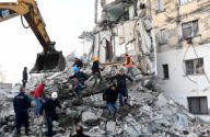 Terremoto Albania: la Caritas Pescara-Penne stanzia un primo contributo