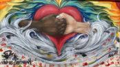 Caritas diocesana: una canzone e un murales per raccontare la speranza